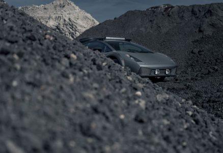 Este Lamborghini Gallardo de 2004 está listo para ir por la montaña... y ahora puedes comprarlo