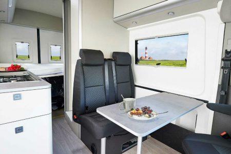 Ford Big Nugget Concept: Anticipando la Transit camperizada que llegará el próximo año