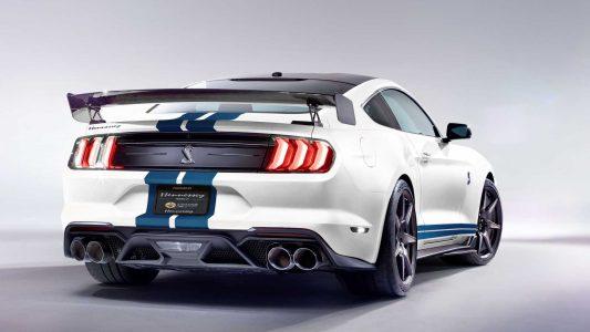 Hennessey GT500 Venom: ¡1.217 CV para el Mustang Shelby GT500!