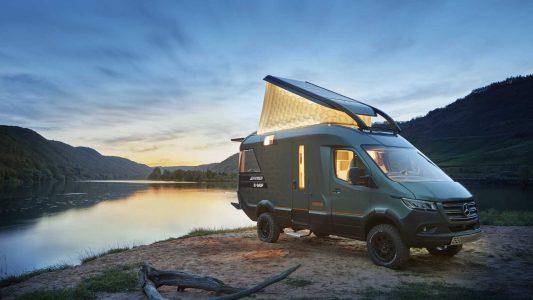 Hymer VisionVenture Concept: Una ventana al futuro de las furgonetas camper