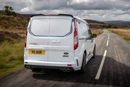 MS-RT Ford Transit Connect: Estética racing... sin aumento de potencia