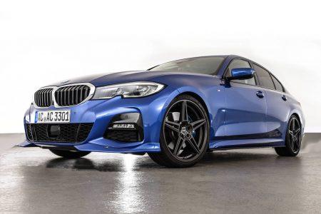 No esperes el BMW M3: Así puede dejar AC Schnitzer tu Serie 3 G20