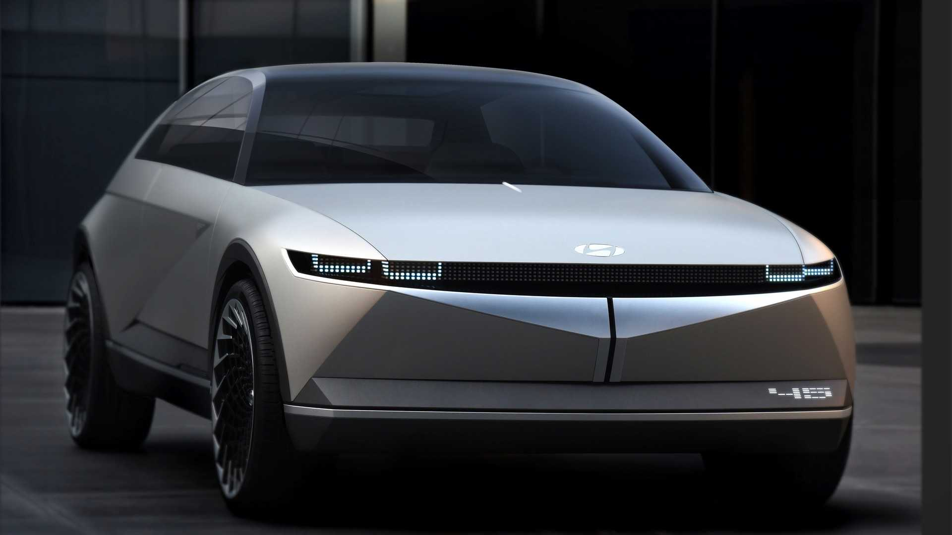Oficial: Hyundai 45 Concept, un anticipo de lo que está por venir