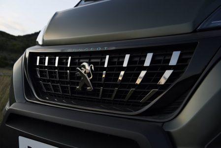 Peugeot Boxer 4x4 Concept: Llevando la aventura más allá