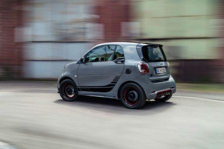 smart EQ fortwo y EQ forfour 2020: Adiós a los motores de combustión