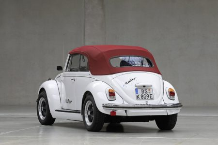 Volkswagen e-Beetle concept: El Escarabajo recibe el corazón eléctrico del VW e-up!
