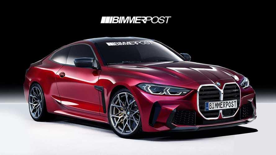 Así serán los nuevos BMW M3 y M4 Coupé