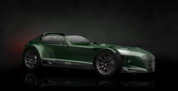 Donkervoort D8 GTO-JD70: 70 unidades con motor Audi RS 2.5 TFSI