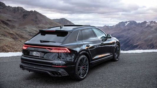 El Audi SQ8 de ABT llega a nada menos que 520 CV