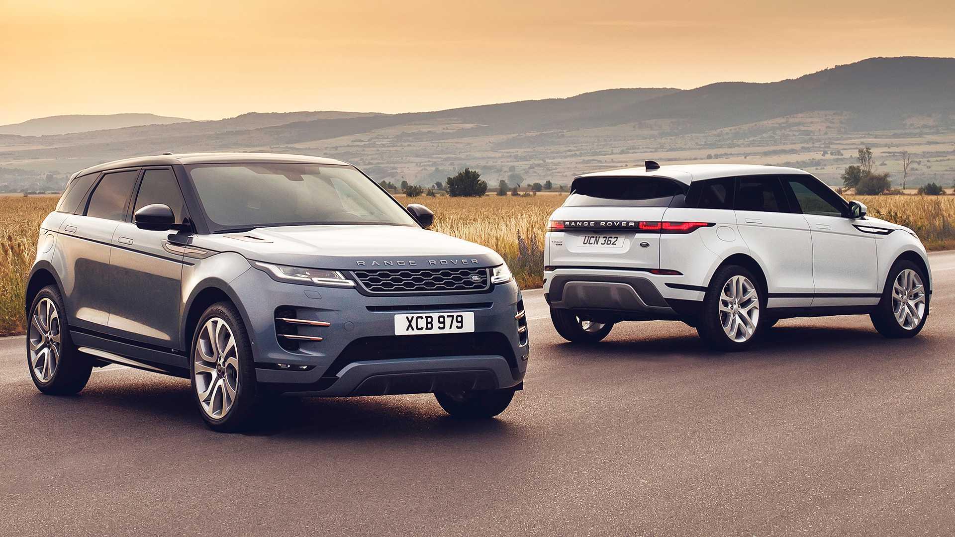 """El primer Land Rover 100% eléctrico lo veremos en 2021 y será """"menos todoterreno"""""""
