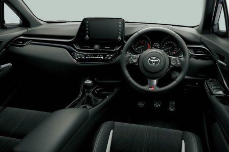 El Toyota C-HR GR Sport recibe el traje deportivo, aunque mantiene los mismos motores