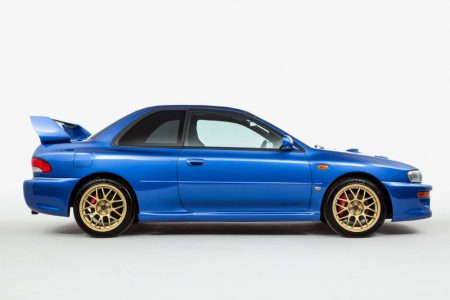 Hacerte con uno de los 426 Subaru Impreza 22B STi es posible... si tienes más de 115.000 euros
