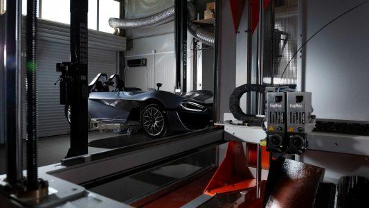 Kinetik 07: El resultado de unir un motor eléctrico de 643 CV con un chasis de Caterham