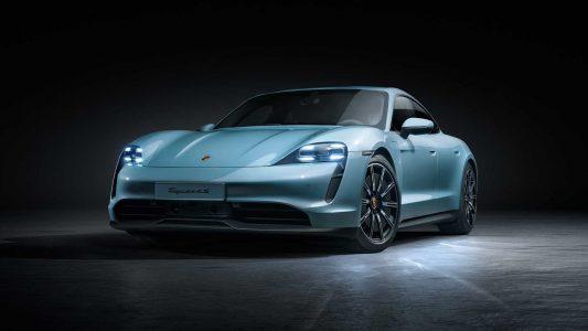 Porsche Taycan 4S: Así es la versión más barata del modelo