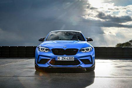 BMW M2 CS 2020: Perfeccionando la fórmula M2 con 450 CV y menos peso