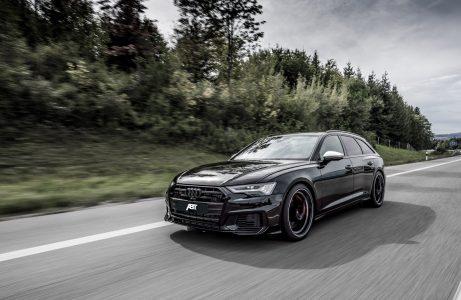 El Audi S6 TDI de ABT llega hasta los 384 CV y 760 Nm de par