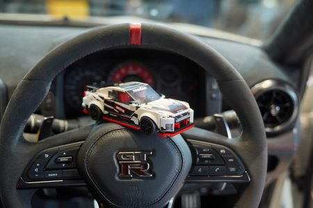 El Nissan GT-R NISMO también llega a LEGO: Celebrando su 50 aniversario