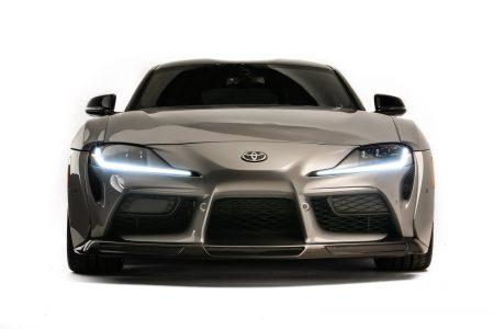 El Toyota GR Supra HyperBoost Edition llega al SEMA con 750 caballos de potencia y este aspecto