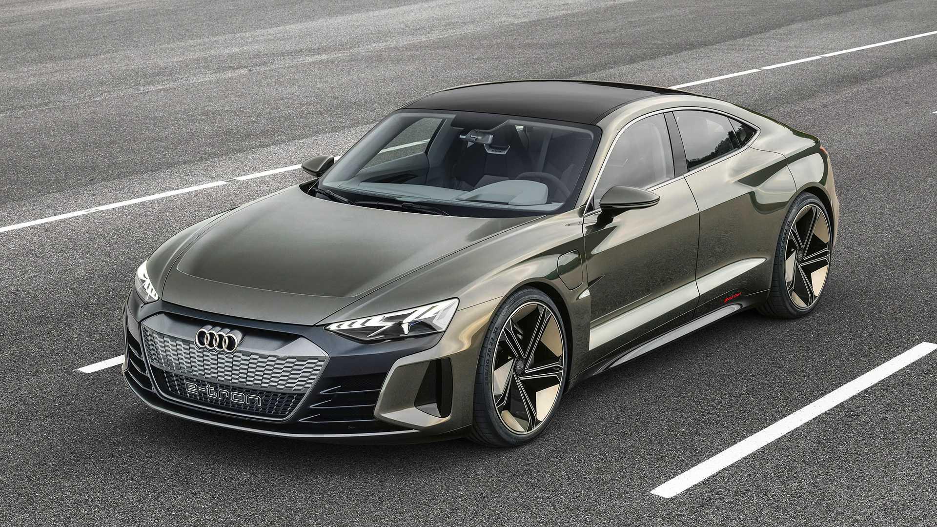 El Audi E-Tron GT de producción llegará a España antes de lo esperado