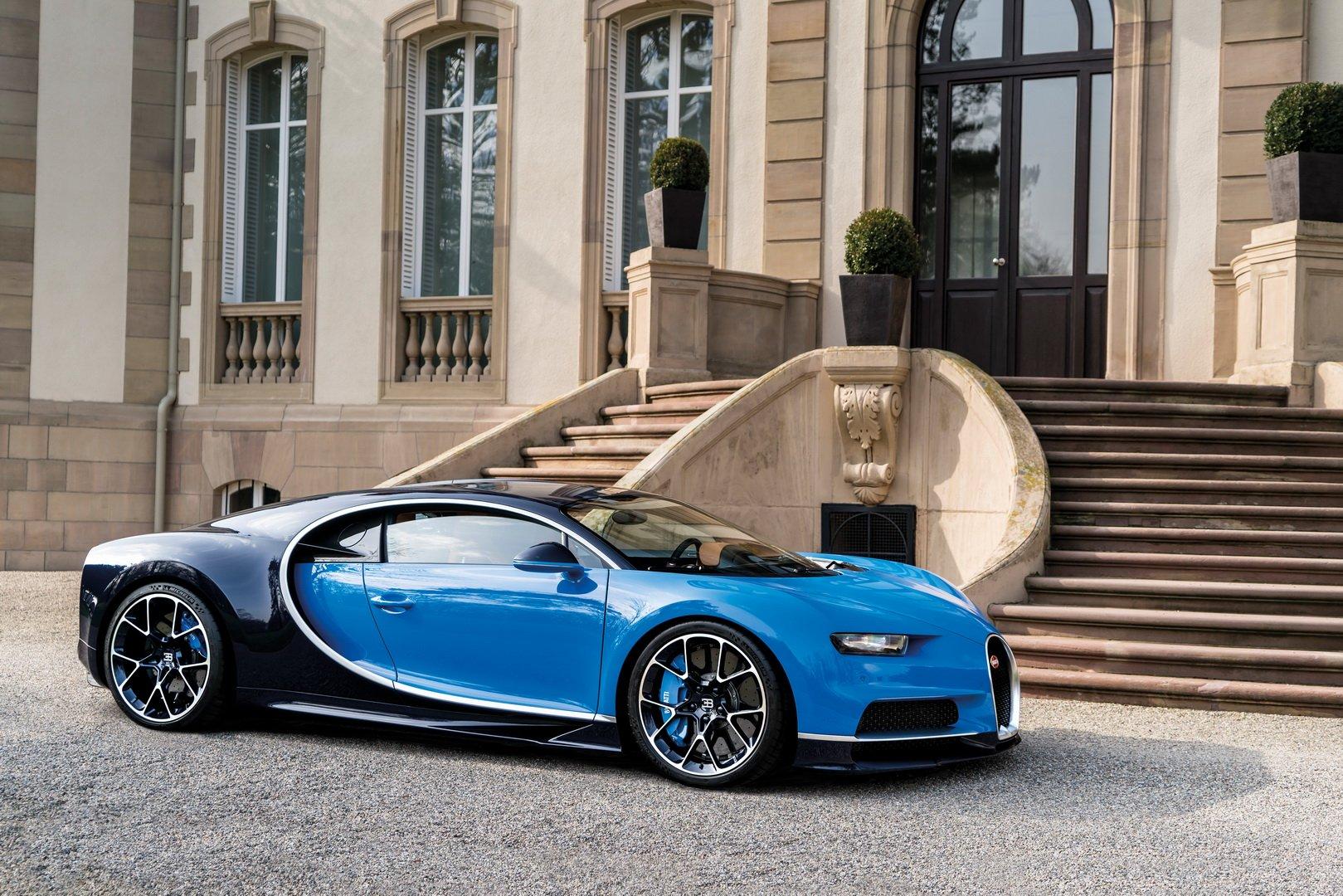 El director de Bugatti anuncia que continuará manteniendo los motores gasolina en la siguiente década