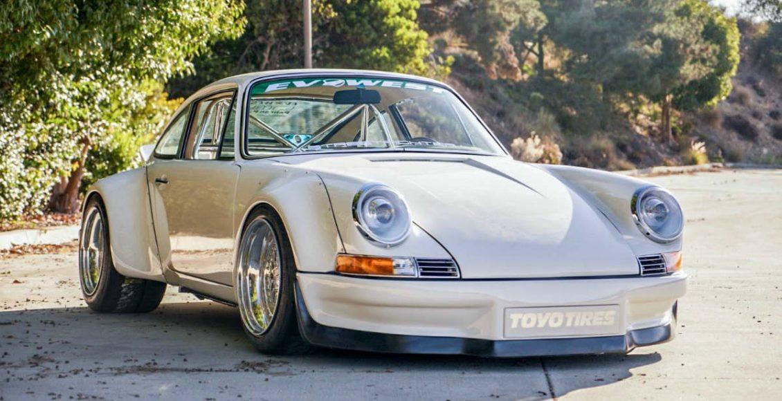Porsche-911-E-RWB