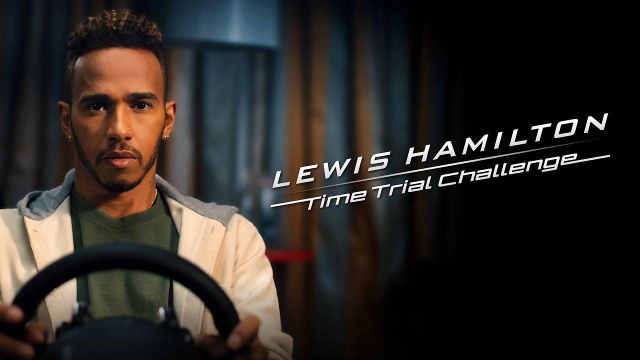 Lewis Hamilton Time Trial Challenge