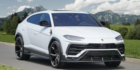 Mansory lanza un kit de carrocería en fibra de carbono para el Lamborghini Urus