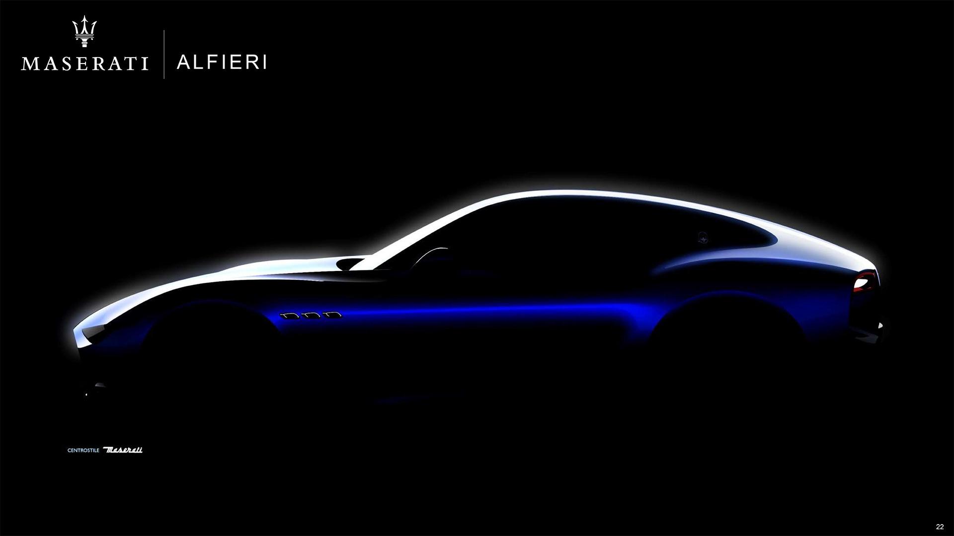 Maserati tiene a punto el Alfieri: más cerca que nunca del debut