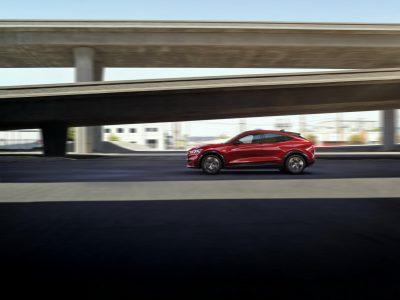 Mustang Mach-E: El SUV eléctrico de Ford con hasta 482 km de autonomía