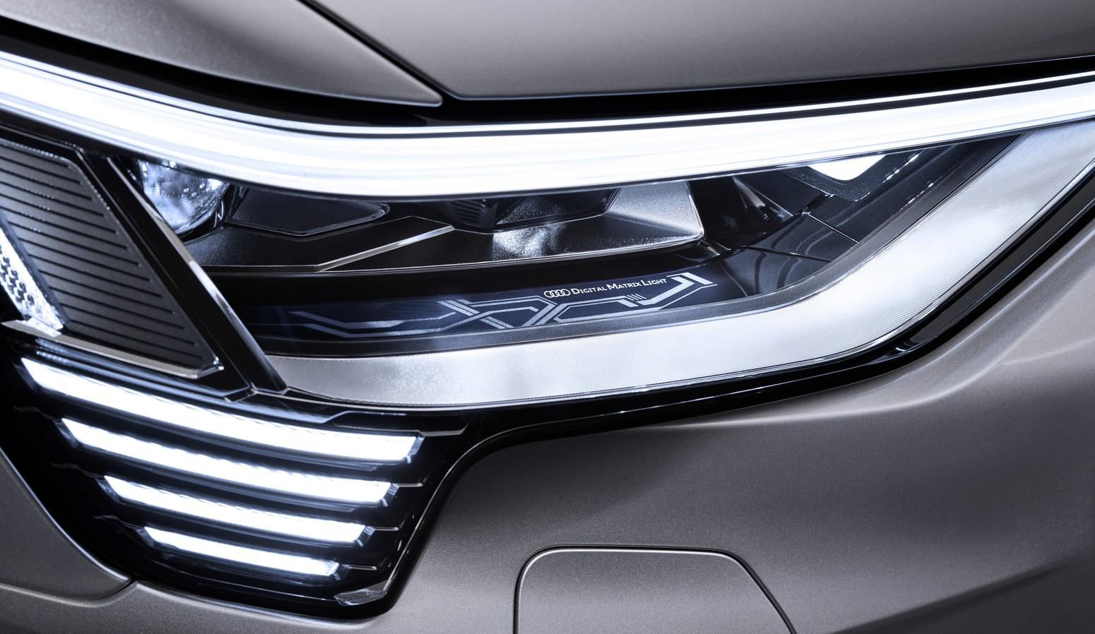 Nuevo anticipo oficial del Audi e-tron Sportback: ya casi está aquí