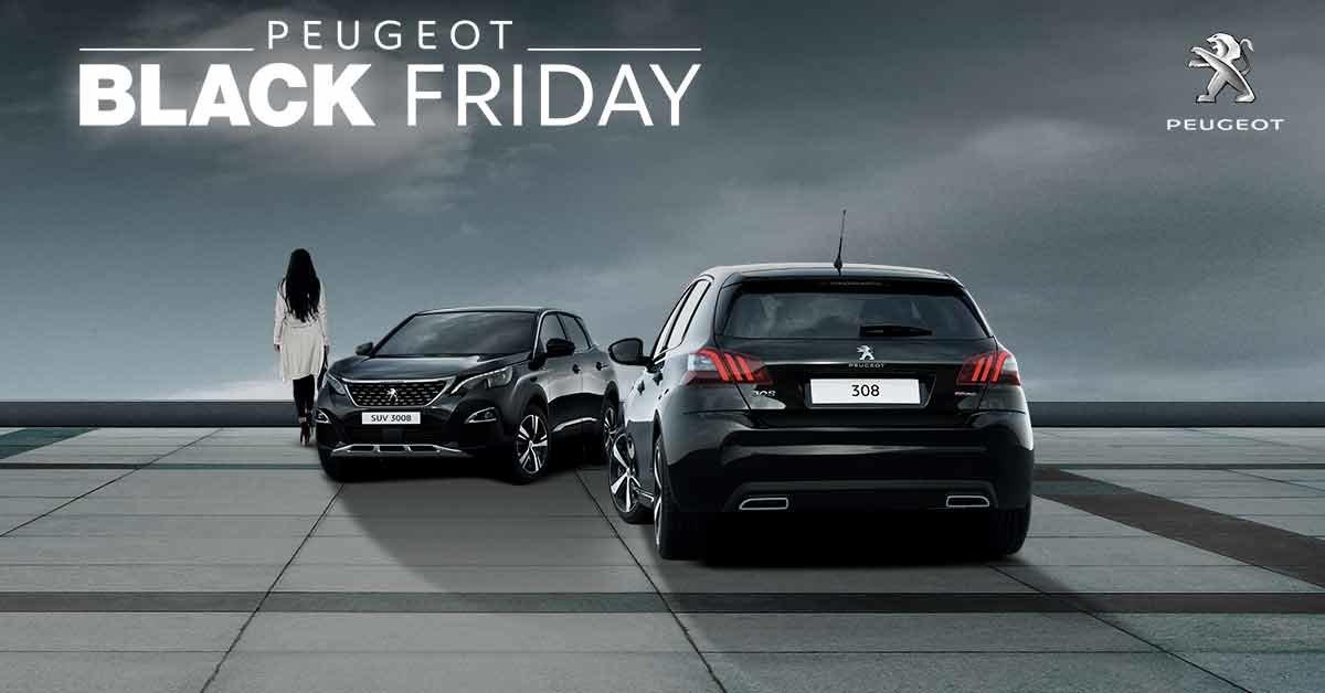 Ofertas de hasta el 40% para comprar un coche en el Black Friday 2019