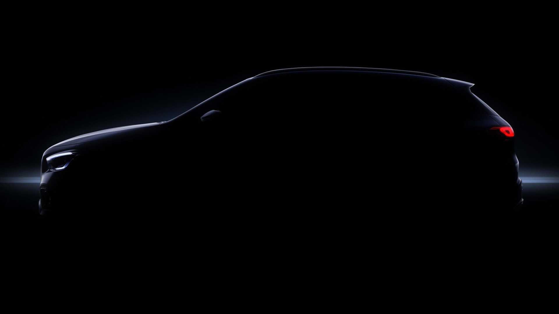 Oficial: primer vistazo al nuevo Mercedes GLA