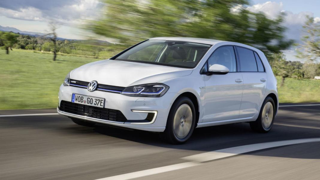 Ya se han fabricado 100.000 ejemplares del Volkswagen e-Golf