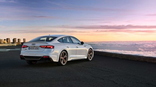 Audi RS 5 Coupé y RS 5 Sportback 2020: Pequeños cambios estéticos para ponerlo al día