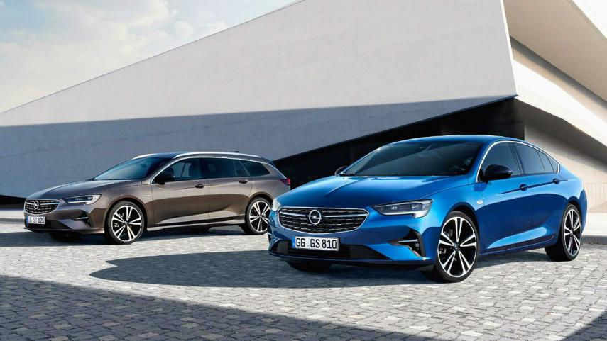 El nuevo Opel Insignia podría transformarse en un crossover