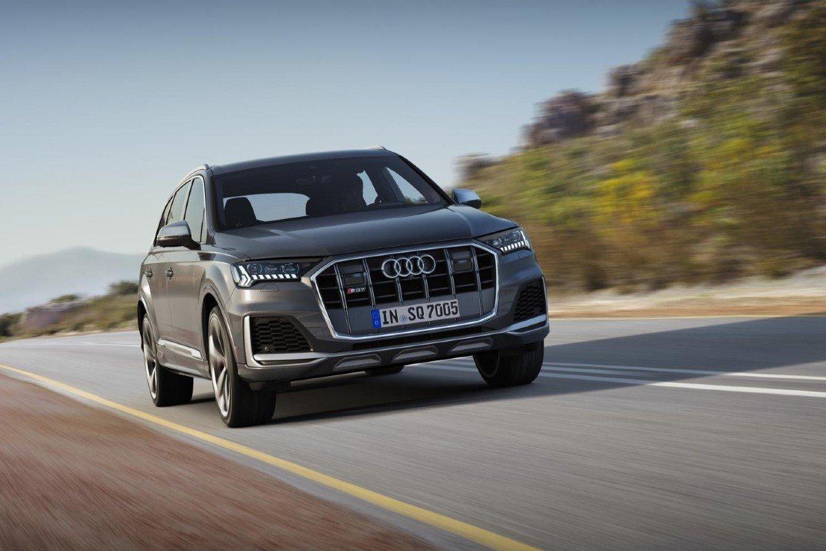 El remozado Audi SQ7 ya está disponible: Su precio no es apto para todos los bolsillos