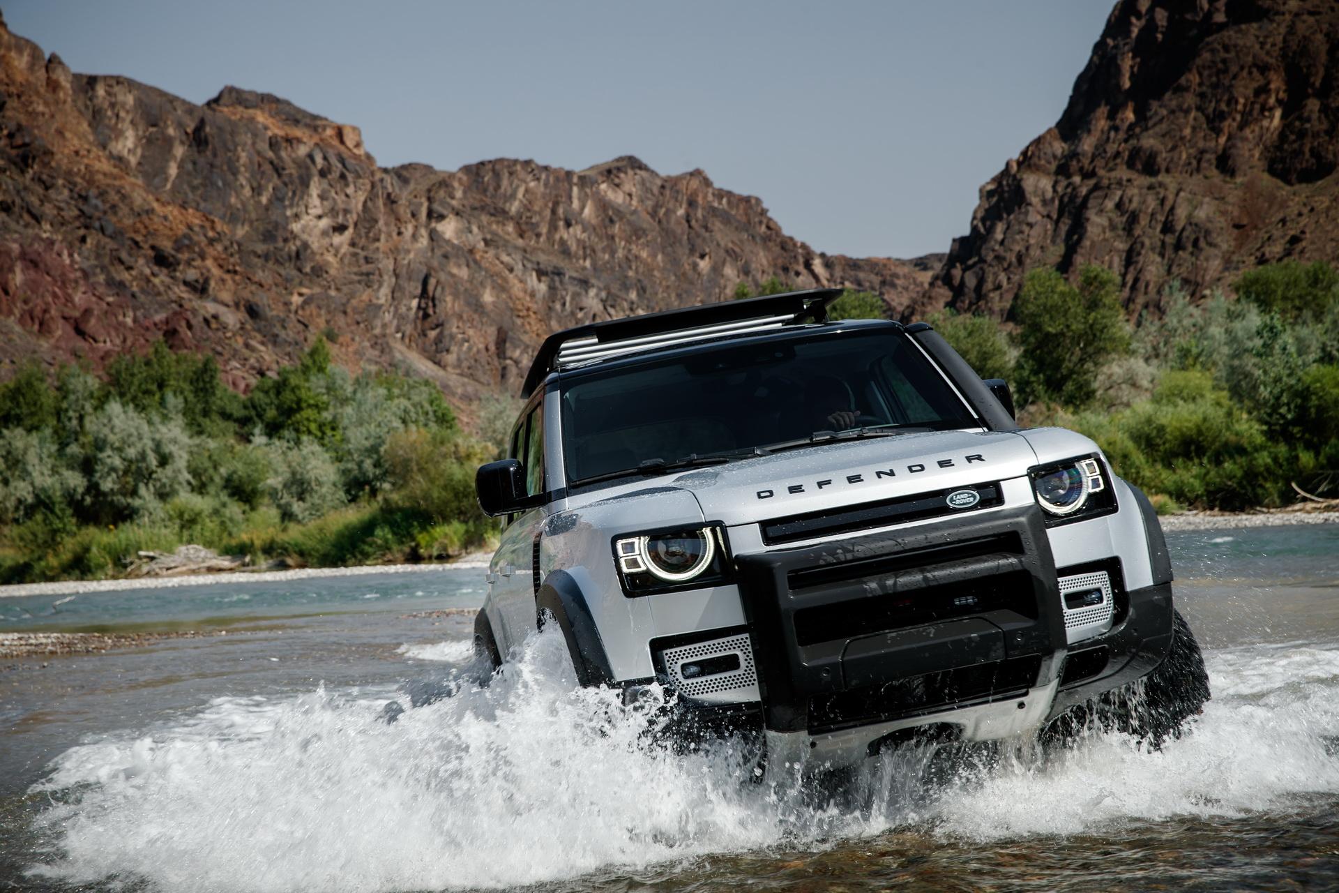Land Rover estaría desarrollando un modelo de acceso y un Defender más lujoso