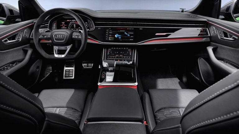 Los Audi del futuro prescindirán de botones: apostarán por las pantallas y realidad aumentada