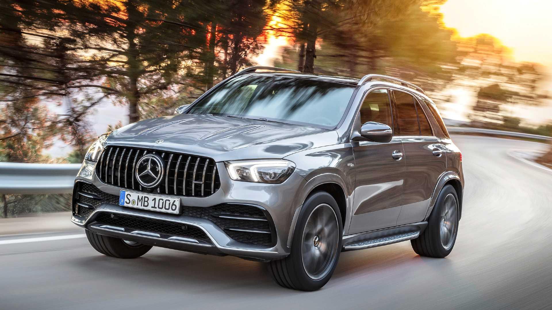 Mercedes-AMG GLE 53 4MATIC : 435 CV, etiqueta ECO... a partir de 94.100 euros