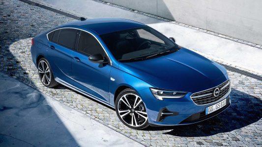Opel Insignia 2020: Más tecnología y un pequeño lavado de cara estético