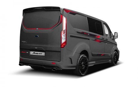 ¿Te gastarías 44.992 euros en una Ford Transit Custom MS-RT R185?