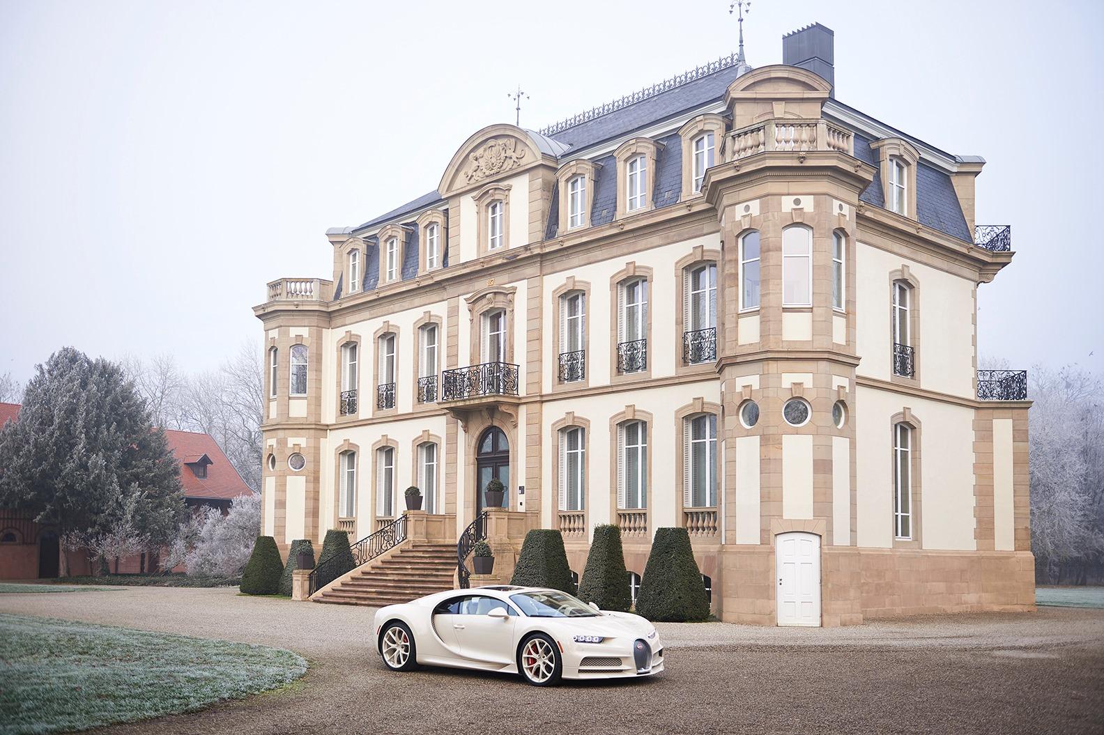 Tres años después, este one-off del Bugatti Chiron Hermès Edition está listo