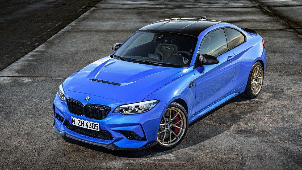 El BMW M2 CS ya tiene precio en España: La exclusividad se paga (y bien pagada)