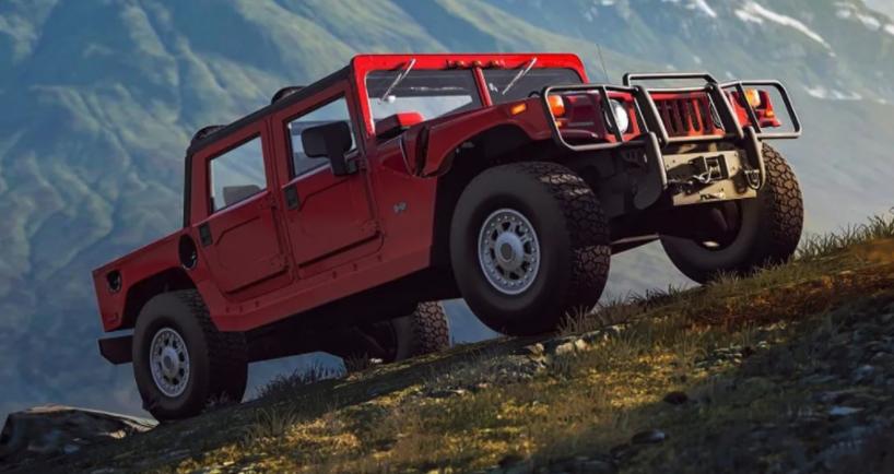 El Forza Horizon 4 recibe una actualización con el Hummer H1, Mercedes-Benz Unimog, entre otros todoterrenos