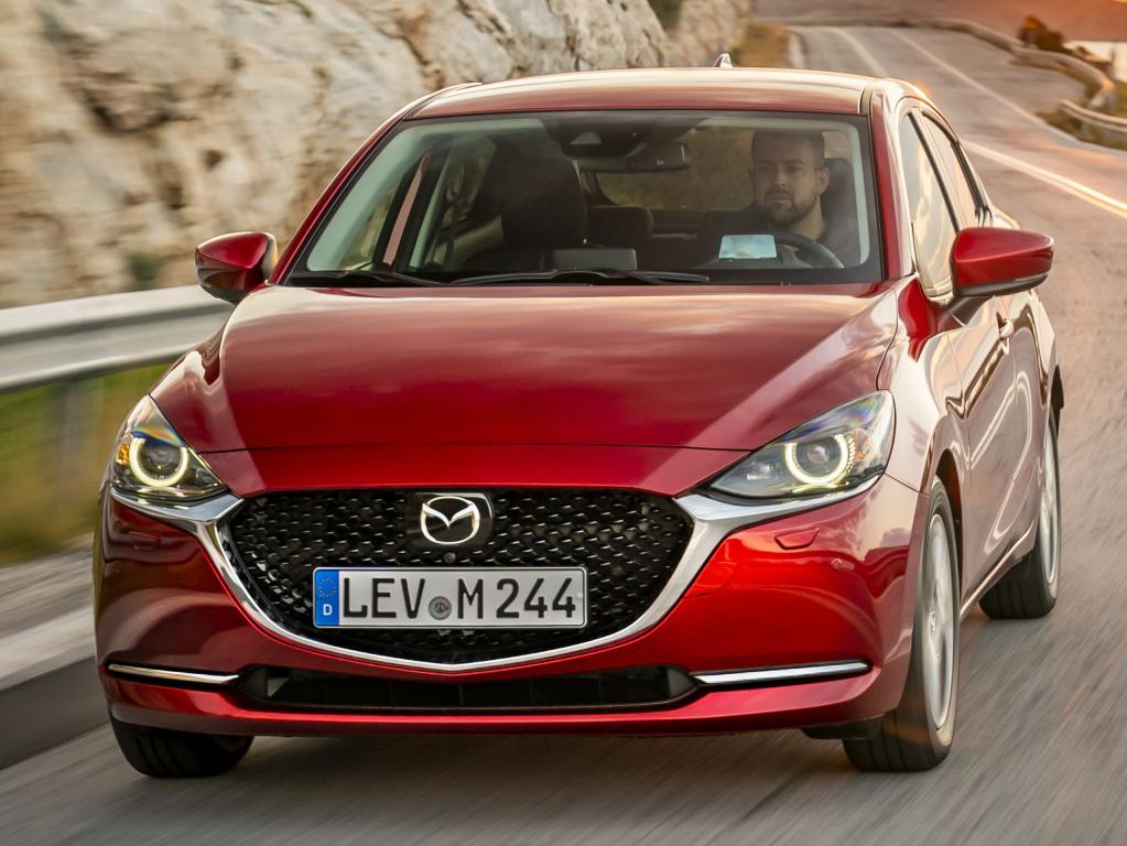El Mazda2 2020 llega a España con un único motor de 90 CV y etiqueta ECO