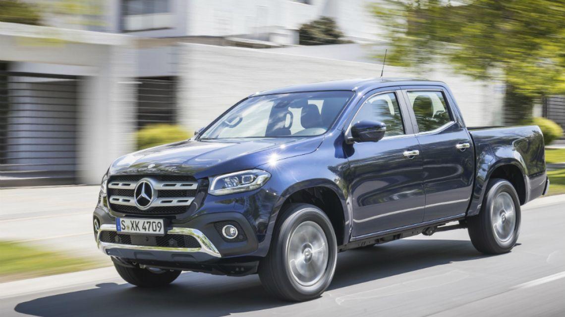 Es oficial: Mercedes cesará la producción del Clase X en Barcelona