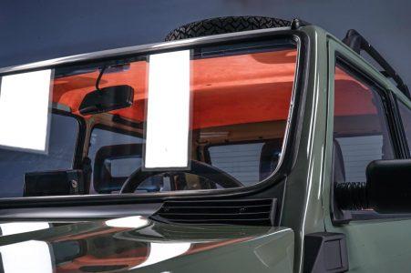 Este Fiat Panda 4x4 ha sido electrificado por Garage Italia Customs y luce así de espectacular