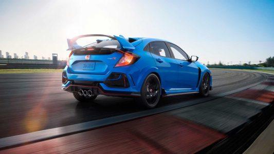 Honda Civic Type R 2020: Mantiene los 320 CV, pero recibe cambios estéticos