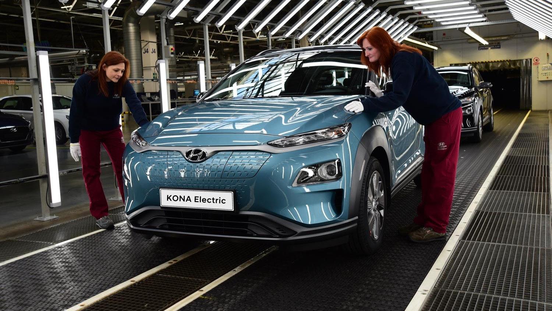 Hyundai quiere ser líder en vehículos cero emisiones en el mercado europeo en 2020
