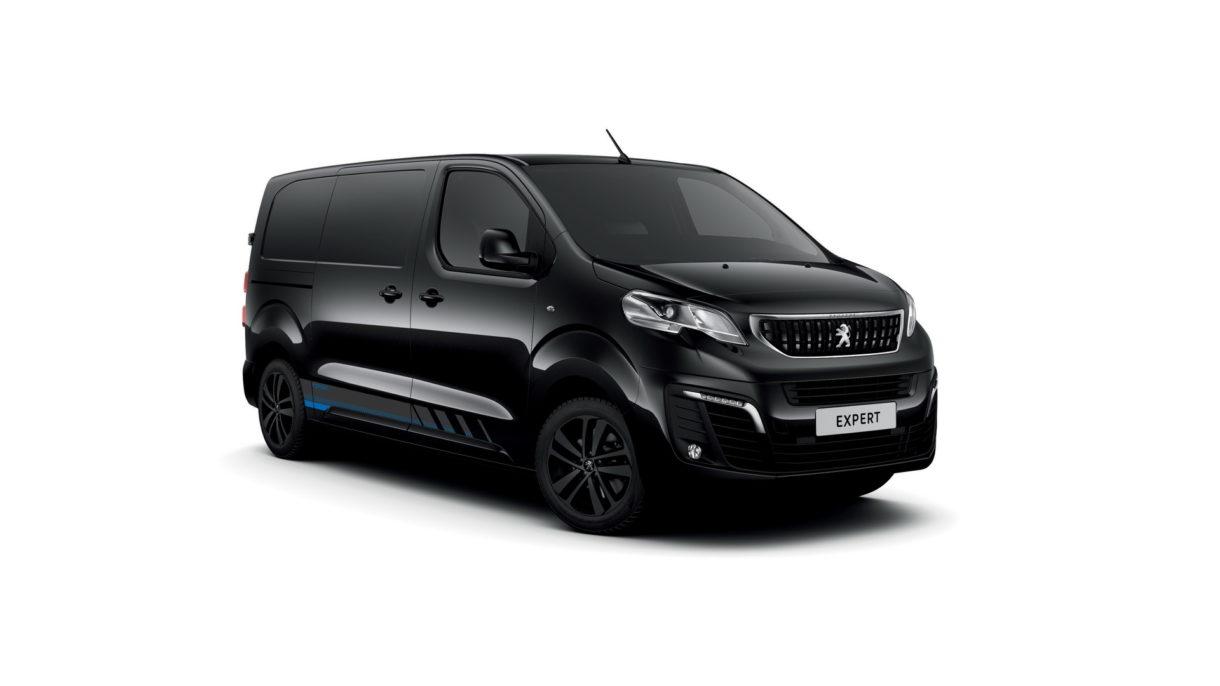 """Peugeot Expert Sport Edition 2020: Las furgonetas """"racing"""" son cada vez más populares"""